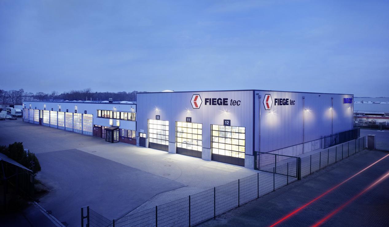 Außenansicht von FIEGEtec Fahrzeugbau