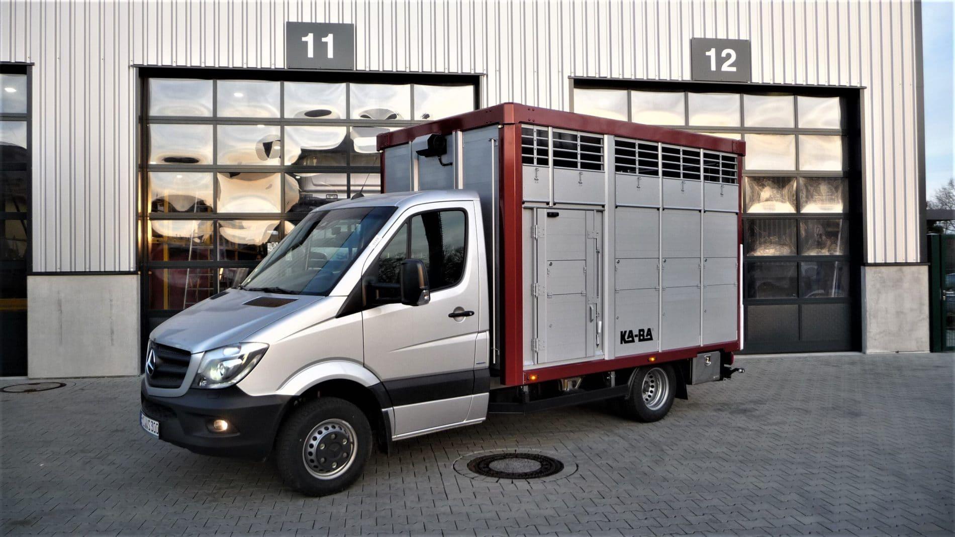 Kaba Einstockfahrzeug Bild01